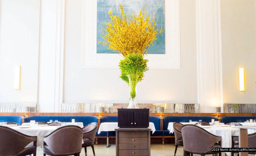 紐約米其林三星餐廳 Eleven Madison Park 大廚 Daniel Humm 日前表示餐廳是否重開,還是問號。
