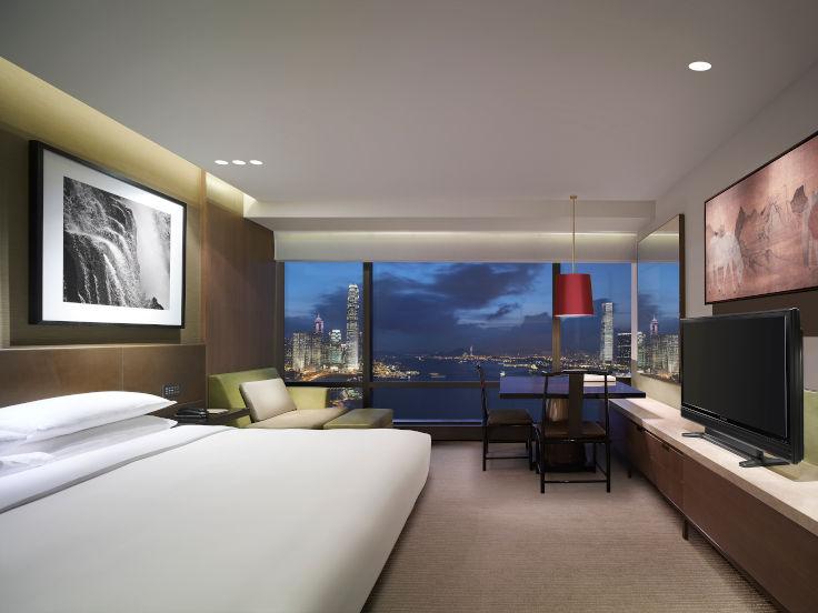 香港君悅酒店的「Escape 24」讓住客享受 24 小時住宿體驗(圖片:香港君悅酒店)