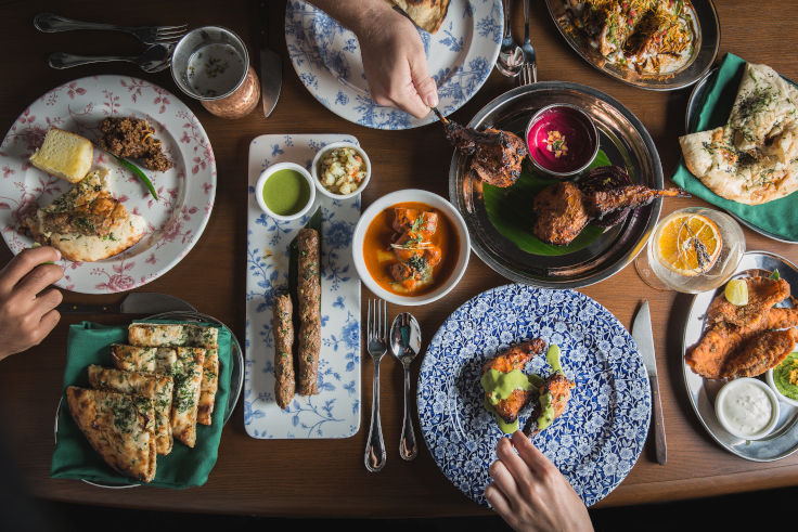 New Punjab Club 是香港唯一一間以旁遮普菜獲得米芝蓮一星的餐廳(圖片:New Punjab Club)
