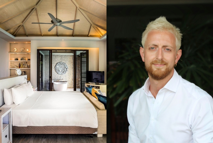 Ollie Ansell, Director of Digital Marketing (Upper Southeast Asia & The Maldives), Accor Hotels. (© Accor Hotels)
