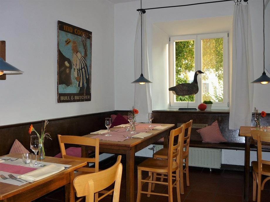 Auers Schlosswirtschaft © Astrid Hilse/Auers Schlosswirtschaft