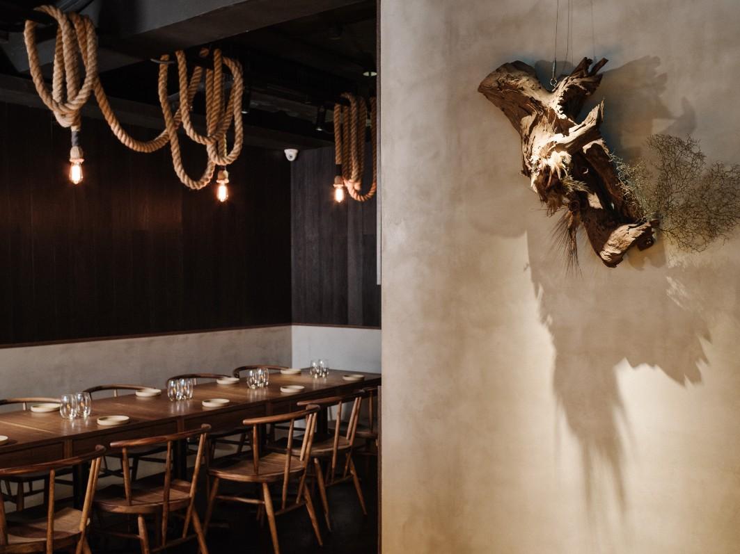 在 MUME,雞尾酒在餐前供應,讓客人用餐前暖身。(圖片:MUME 提供)