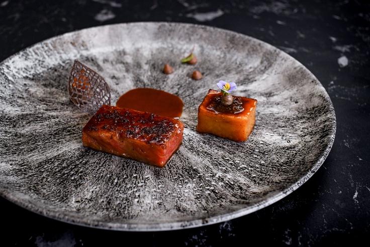 ชวนคุณแม่ไปชิมอาหารผสานความฝรั่งเศสแบบญี่ปุ่นกันไหม (© Elements)