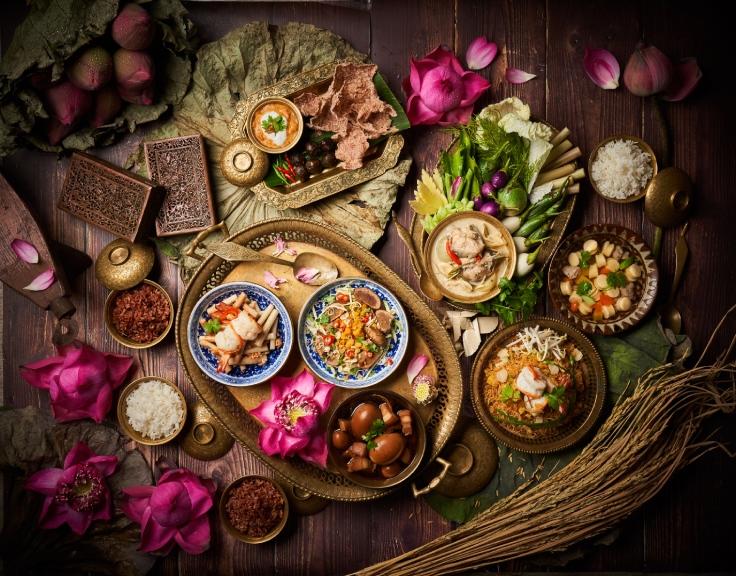 อาหารจากร้านข้าว (© Khao)