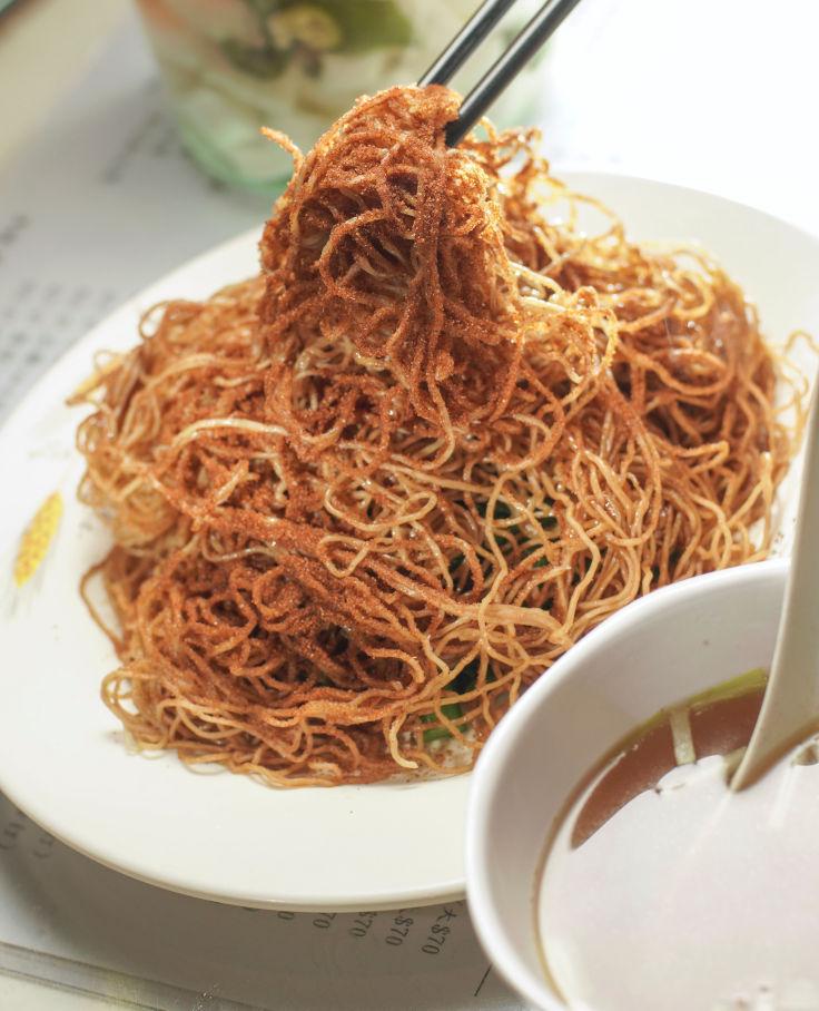 LauSumKee Shrimp Roe Noodles.jpg