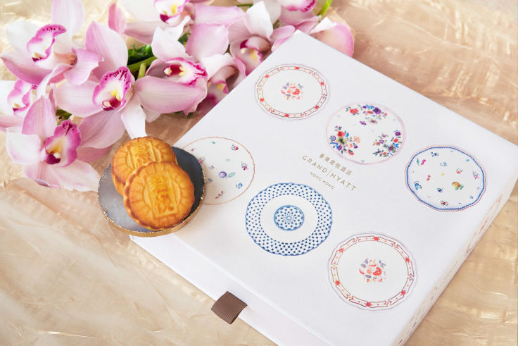 One Harbour Road's mooncakes has a brand new packaging this year (Photo: One Harbour Road)