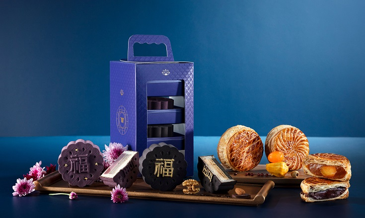 Marina Bay Sands opted for sustainable packaging for their modern 2020 mooncakes