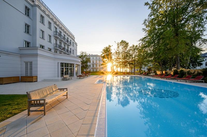 Ausenpool Grand Hotel Heiligendamm