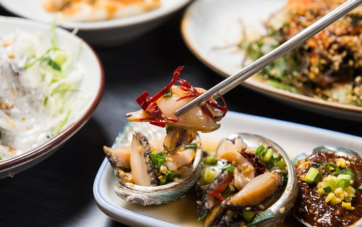 Abalone can be eaten raw or cooked in myriad ways, from boiling and steaming to stir-frying, braising and grilling.
