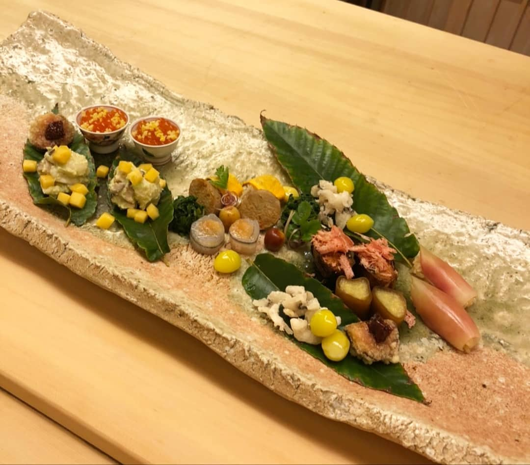 The cuisine at Kuikiri Ryori Happo is made with carefully selected ingredients(Photo:Kuikiri Ryori Happo Facebook page)
