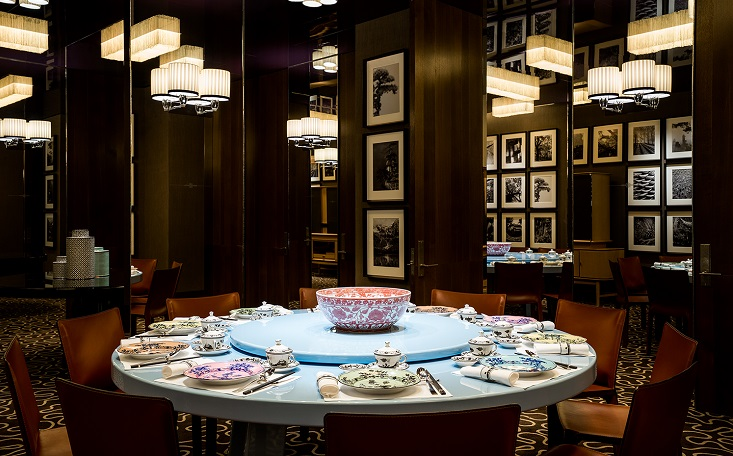 7 Michelin Restaurants For Business Lunch