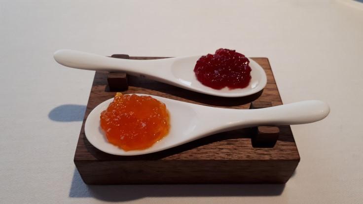Orange & Beetroot jellies (2002)