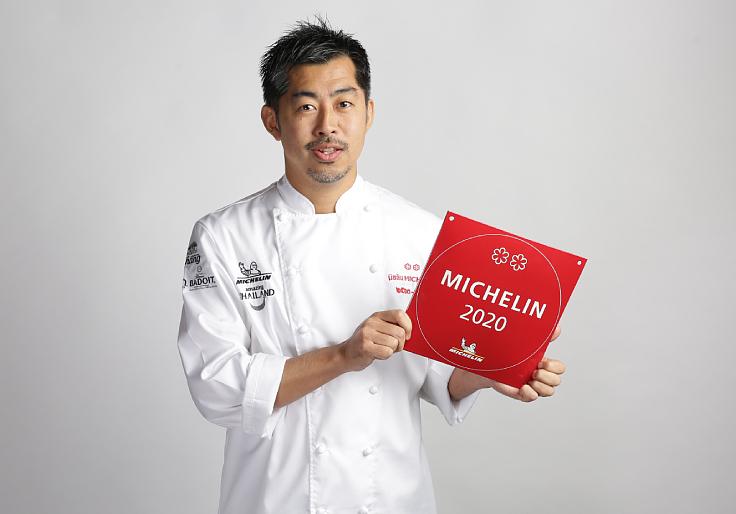 Ryuki Kawasaki แห่งร้าน Mezzaluna