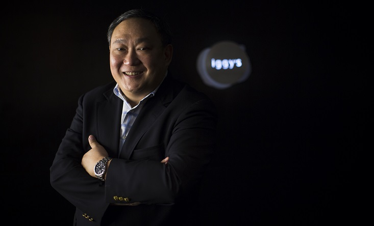 Ignatius Chan, founder, sommelier and culinary director of Iggy's. (Photo: Iggy's)