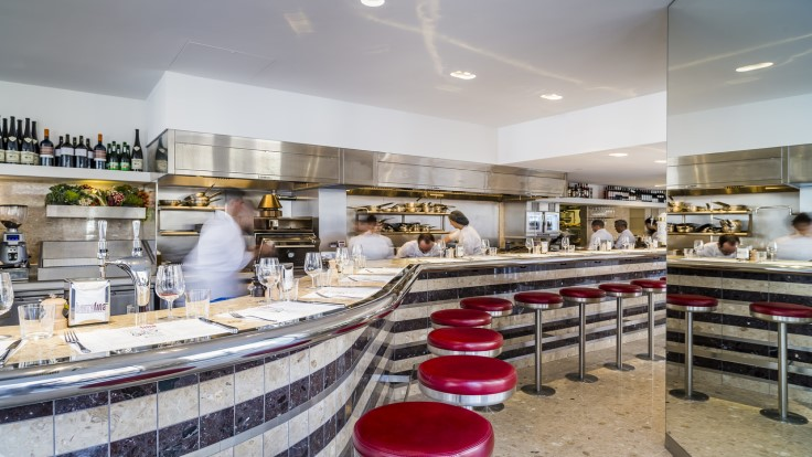 Barrafina – Adelaide Street, London