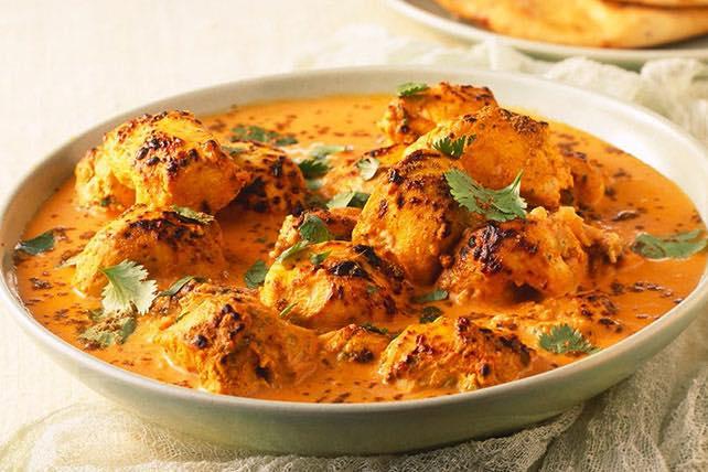 玛莎拉鸡(Chicken Tikka Masala )(照片: Anglo Indian 面簿)