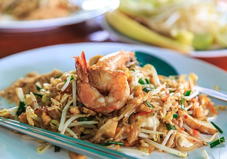 The famous Phad Thai. (© Shutterstock)
