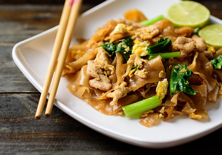 Phad See Iw. (© Shutterstock)