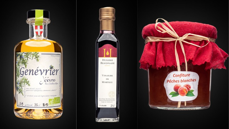 Restaurant JAG's festive retail products (Photo: JAG)