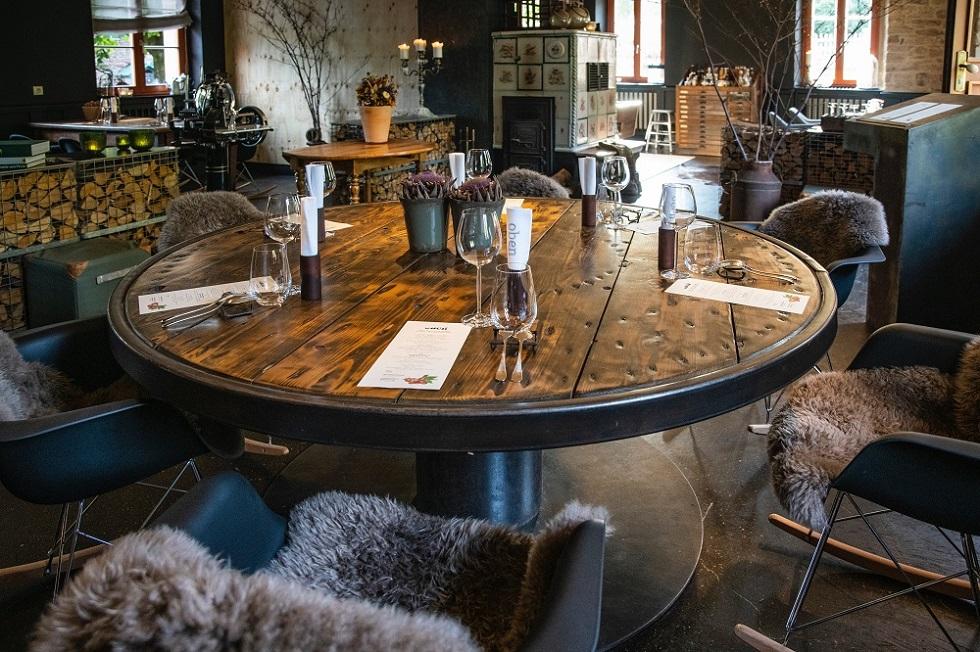 Restaurant Oben