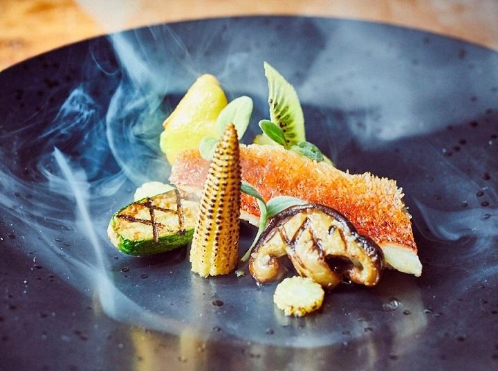 Erdbeerfisch geräuchert - Anthony's Kitchen