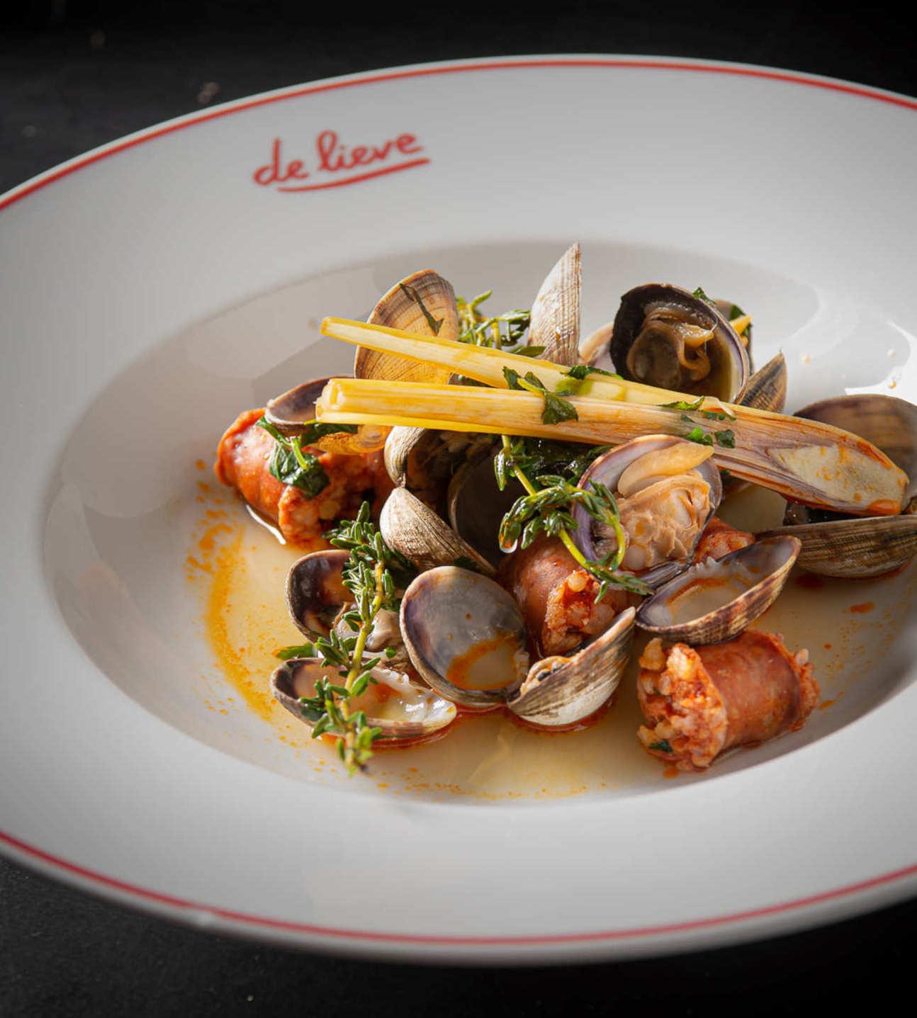 La cuisine de De Lieve est très généreuse. ©Eetkaffe De Lieve