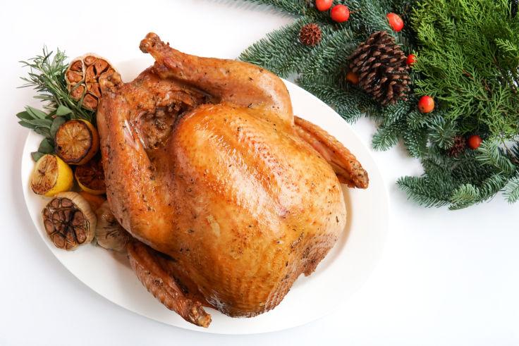 Grand Hyatt Hong Kong's Whole Roasted Turkey (Photo: Grand Hyatt Hong Kong)