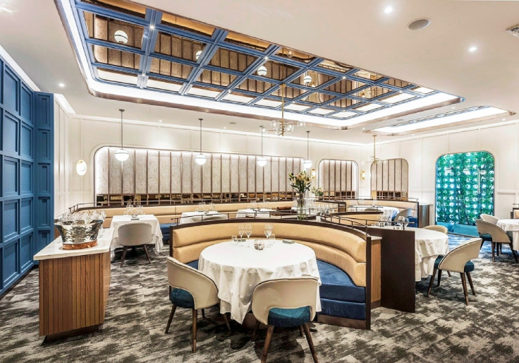 Chef Dan Bark combines Western and Asian cuisine together at the new establishment in Pridi Banomyong in Bangkok. (© Cadence by Dan Bark)