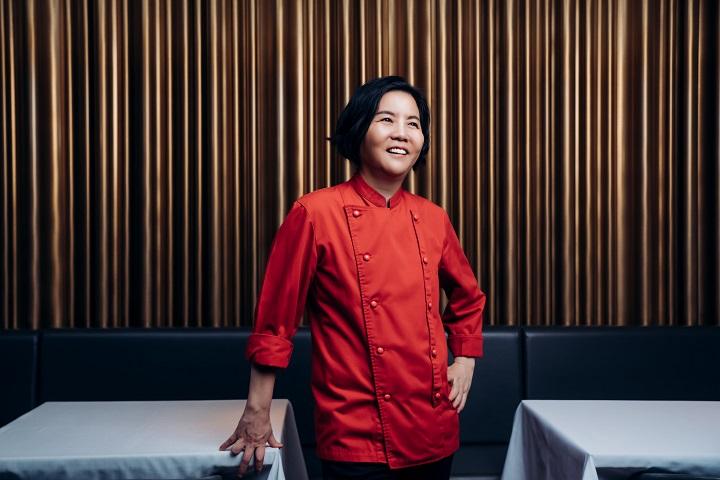 Fleur de Sel's head chef Justine Li (Photo: Fleur De Sel)
