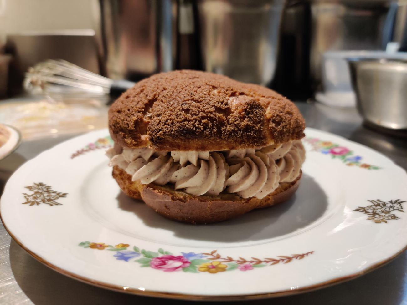 De desserts van Au Dos de la Cuillère mag u niet missen ©Au Dos de la Cuillère