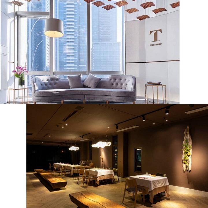 台北與台中兩家二星餐廳:態芮與 JL Studio,紛紛在新年度開始,調整了營業時間與步調,希望提供更好的服務。(圖片:態芮、JL Studio 提供)
