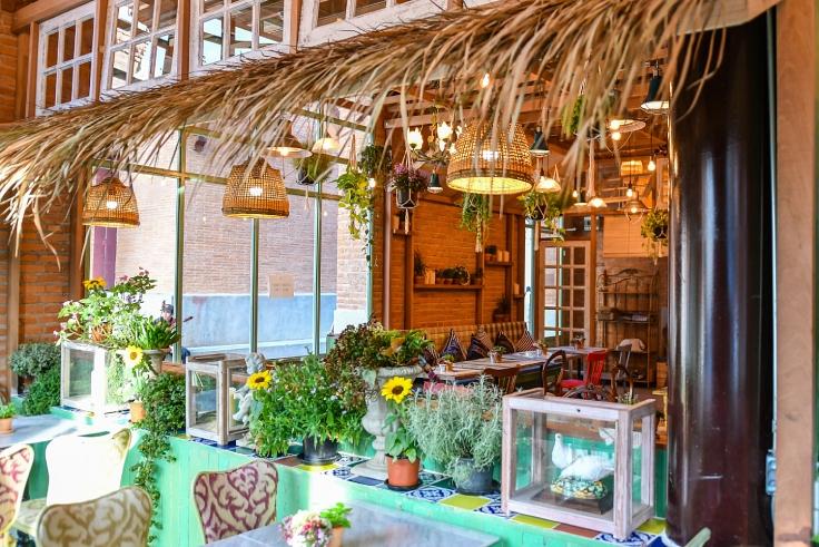 A farm-to-table establishment on Nimmanhaemin Road. (© Ginger Farm Kitchen)