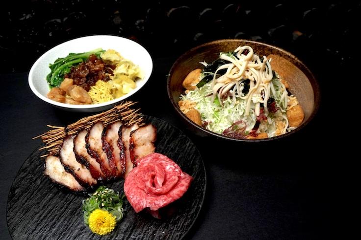 Yen Yakiniku x Chef Kang's Noodle House