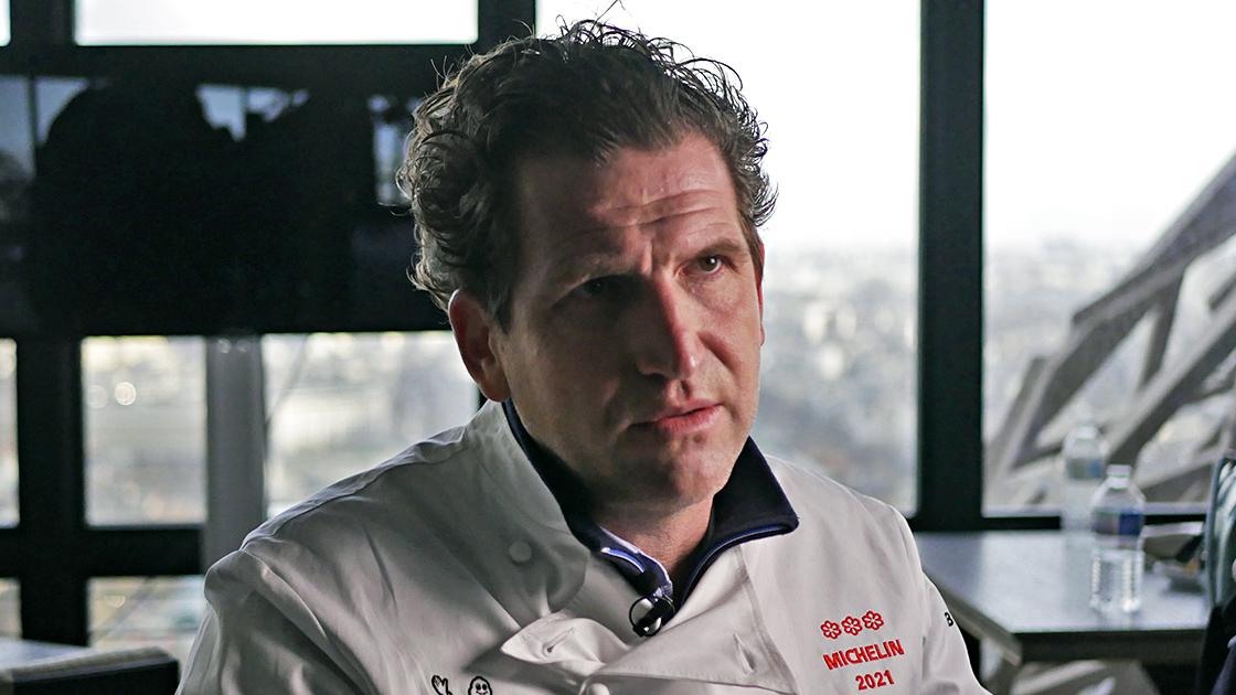 Alexandre Mazzia / Michelin