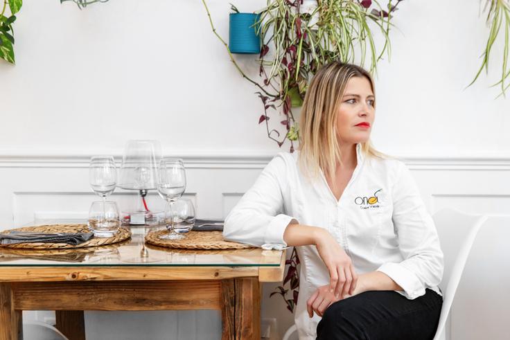 Claire Vallée, cheffe d'Ona © Maxime Gautier/ONA
