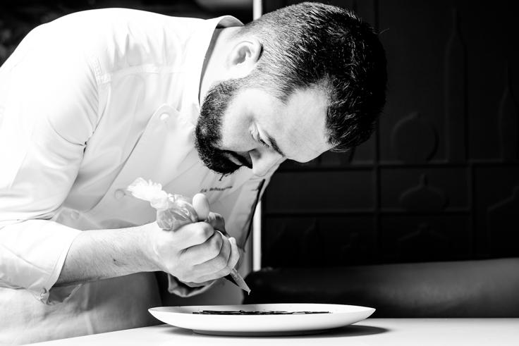 Éric Verbauwhede (restaurant Pic) © Alexandre Bienfait