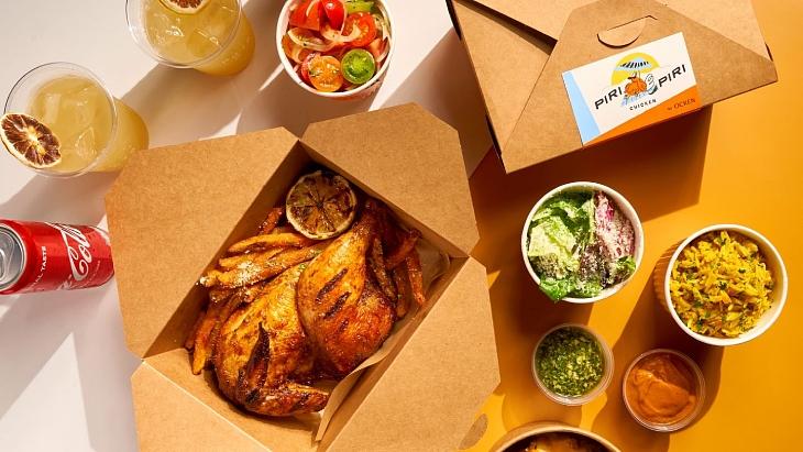 มื้ออร่อยของ Ocken ที่มาจากความคิดและแรงบันดาลใจจากทั่วโลก (© Ocken)