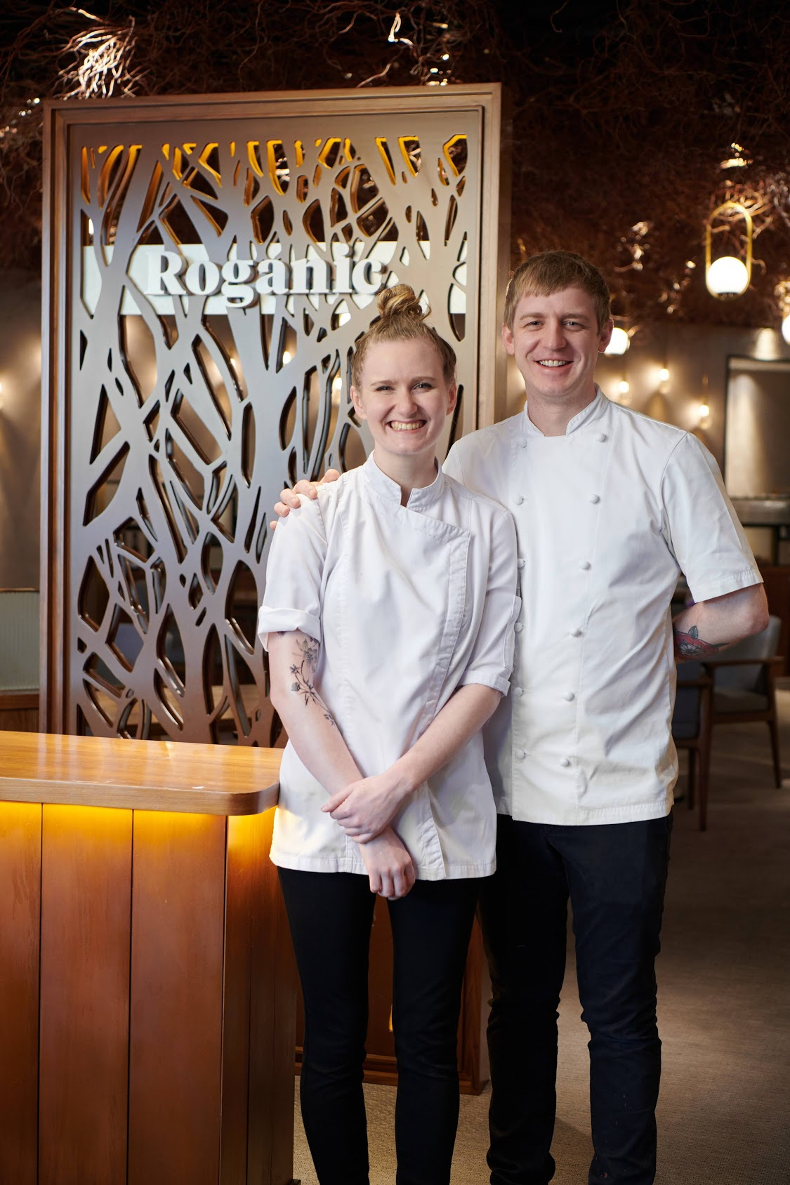roganic-ash-salmon-Teigen-Jai Morrison-valentine's-day-michelin-guide-power-couple.jpeg