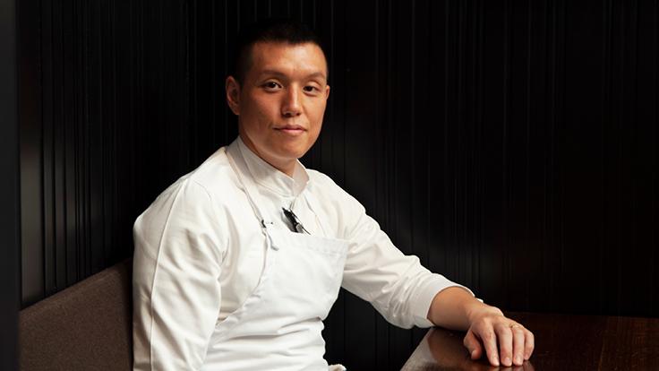 JeongIn Hwang. Photo courtesy of Benu