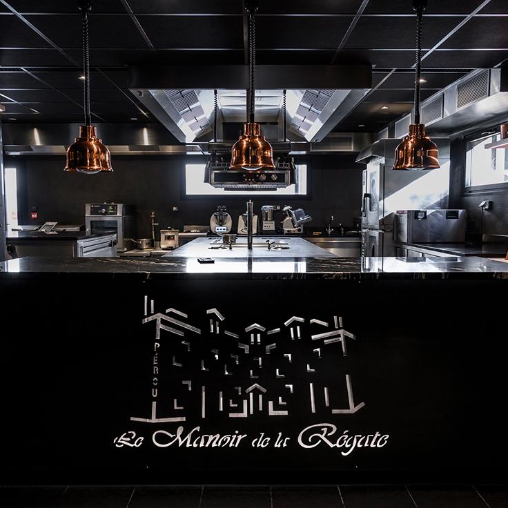 Restaurant Le Manoir de la Régate ©Paul Stefanaggi