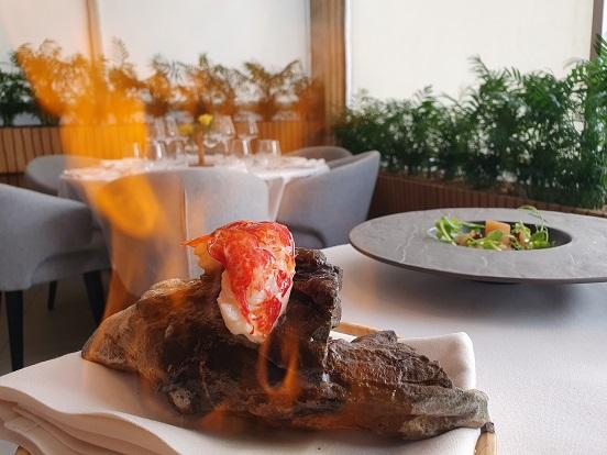 SO|LA - Native lobster flambée