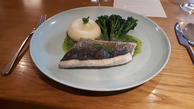 Outlaw's New Road - Sea bass