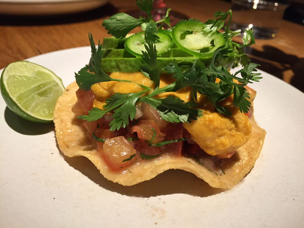 Cosme serves contemporary cuisine inspired by and rooted in Mexican flavours and traditions. (Photo: Cosme)