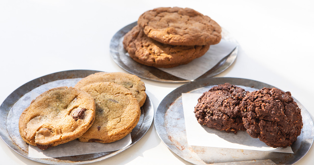 Destroyer's cookies. Photo courtesy of Destroyer