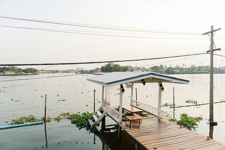 A perfect spot to chill near Bangkok. (© Anuwat Senivansa Na Ayudhya / MICHELIN Guide Thailand)
