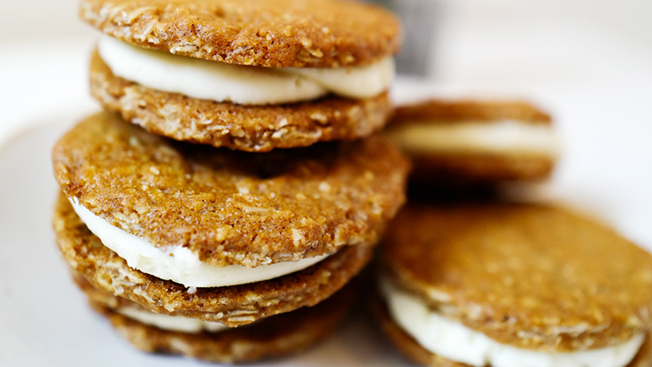 bakery by abc's oatmeal cream sandwiches. Photo by Juliet Wells, courtesy of bakery by abc