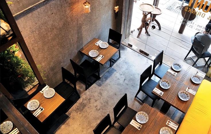 ห้องทานข้าวสุพรรณิการ์ สาขาทองหล่อ (© Supanniga Group)