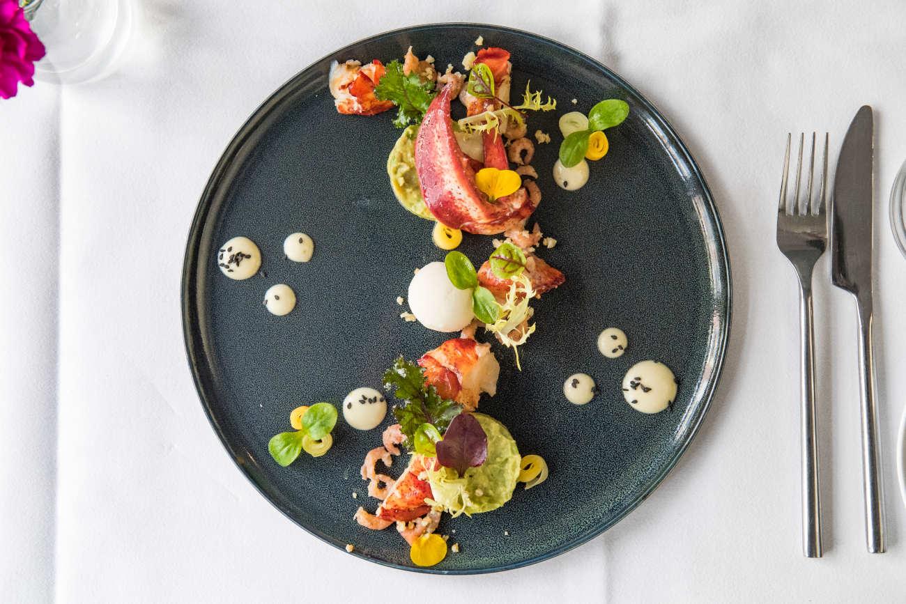 Citrus weet ook te bekoren met zijn mooie bordjes. ©Bluemonque