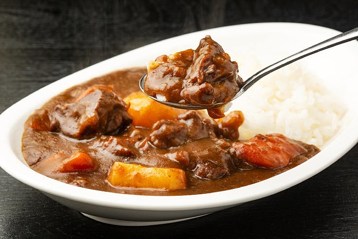 Japanese beef curry. (© Shutterstock)