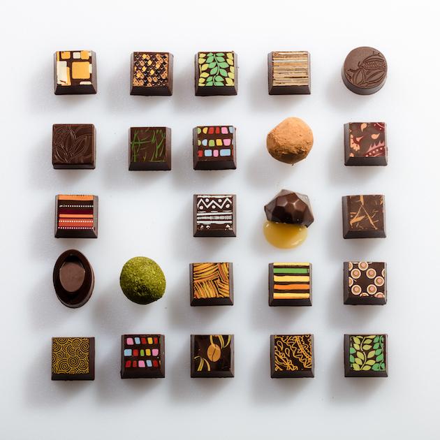 Midunu Chocolates. Photo courtesy Midunu Chocolates